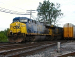 CSX 674 Q140 8:10 A.M.